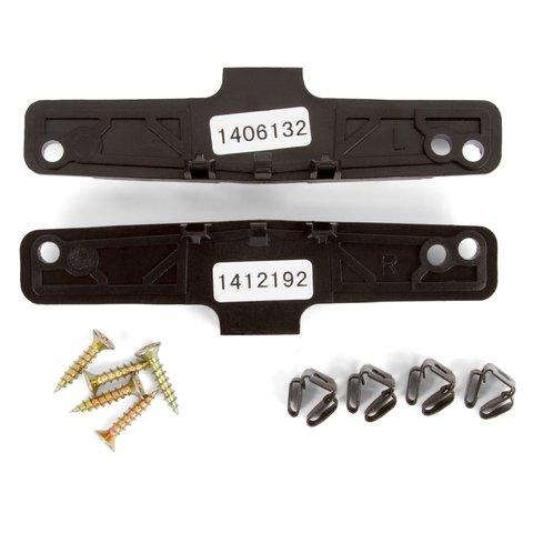Кронштейн для крепления магнитолы 6000CD MP3+USB для Ford