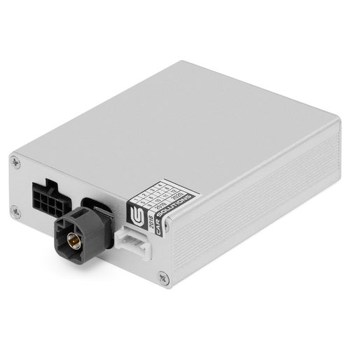 Адаптер подключения камеры заднего вида для Audi MMI 3G+, Volkswagen Touareg
