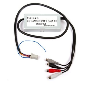 Car iPod Adapter for Lexus