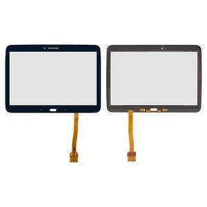 Touchscreen for Samsung P5200 Galaxy Tab3, P5210 Galaxy Tab3 Tablets, (dark blue)