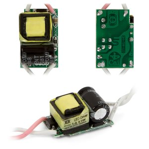 1-5 W LED Lamp Driver (85-265 V, 50/60 Hz)