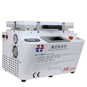 LCD Module Gluing Machine AK-12 for Apple iPhone 4, iPhone 4S, iPhone 5, iPhone 5C, iPhone 5S, iPhone 6, iPhone 6 Plus, iPhone SE; Samsung I9300 Galaxy S3, I9305 Galaxy S3, I9500 Galaxy S4, I9505 Galaxy S4, N7100 Note 2, N7105 Note 2, N900 Note 3, N9000 Note 3, N9005 Note 3, N9006 Note 3, N910HGalaxy Note 4 Cell Phones, (for LCDs up to 12