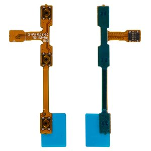 Flat Cable Samsung P5200 Galaxy Tab3, P5210 Galaxy Tab3, (side buttons,  ON/OFF button)