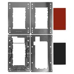 LCD Module Mould Apple iPhone 7, iPhone 8; YMJ 3-01, (for OCA film gluing,  to glue glass in a frame, set)