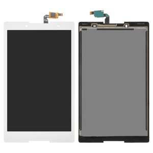 LCD for Lenovo Tab 2 A8-50LC Tablet, (white, with touchscreen) #TV080WXM-NL0/80WXM7040BZT