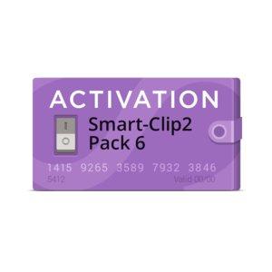 Smart-Clip2 Pack 6 Activation