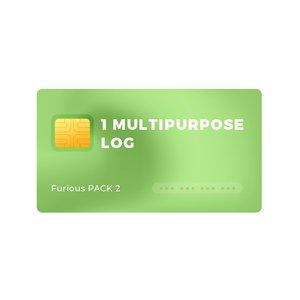 1 кредит Multipurpose Log для Furious PACK 2