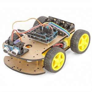 Конструктор Haitronic Умный робомобиль