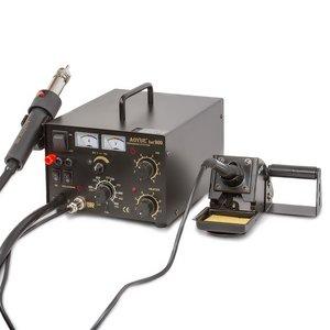 Термовоздушная паяльная станция AOYUE 909 с функцией блока питания + паяльник