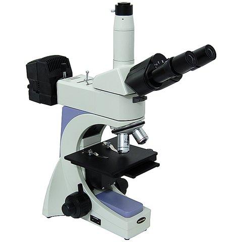 Промисловий тринокулярний мікроскоп NJF 120A