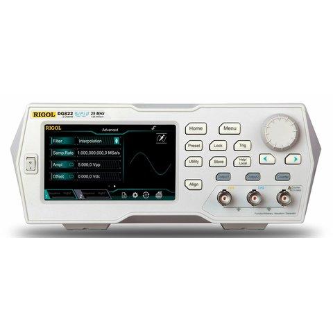Генератор сигналів RIGOL DG822