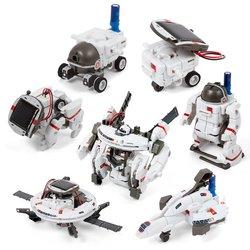 Космический флот 7 в 1, STEAM-конструктор CIC 21-641