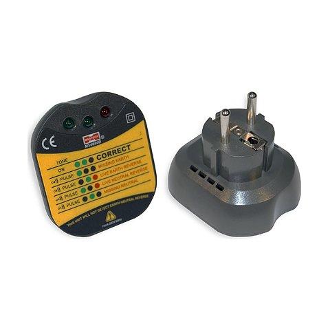 Socket Tester Mastech MS6860D
