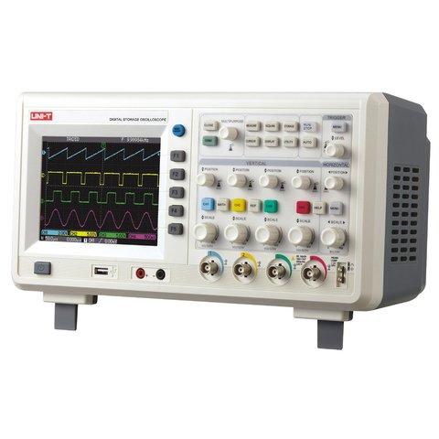 Digital Oscilloscope UNI T UTD4104C